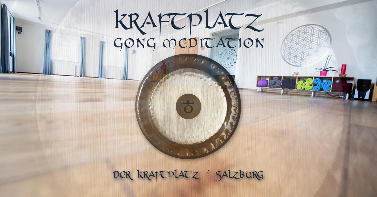 Der Kraftplatz Salzburg